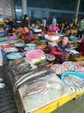 marché de poissons